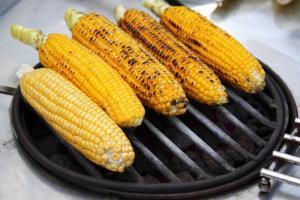 Шашлык из кукурузы