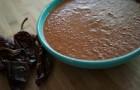 Шоколадно-ромовый соус