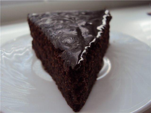Шоколадный манник