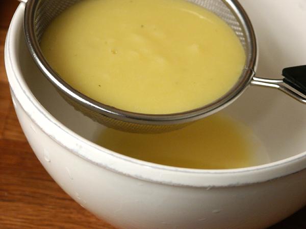 Сладкий яичный соус