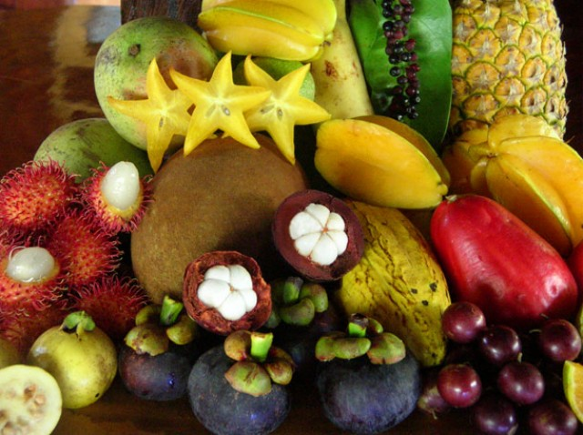 Смесь специй для фруктовых блюд