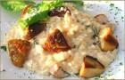 Соус болоньезе с белыми грибами и ветчиной