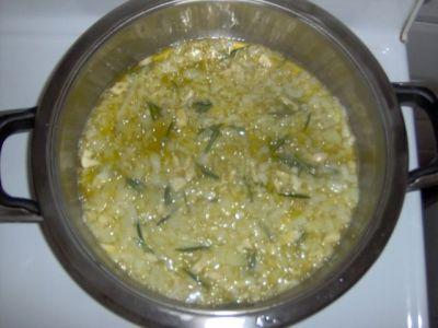 Соус-дип из жареного лука