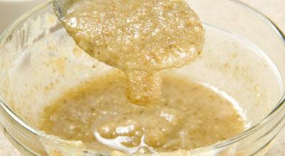 Соус с грецким орехом