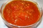 Соус томатный основной