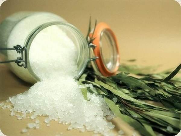 Способы применения соли при банных процедурах