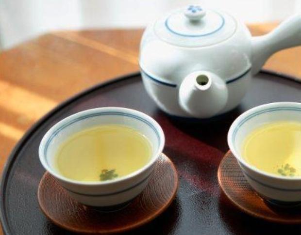Способы заварки чая в бане
