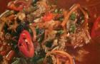 Суп со свининой