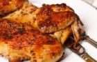 Цыпленок, запеченный в пиве