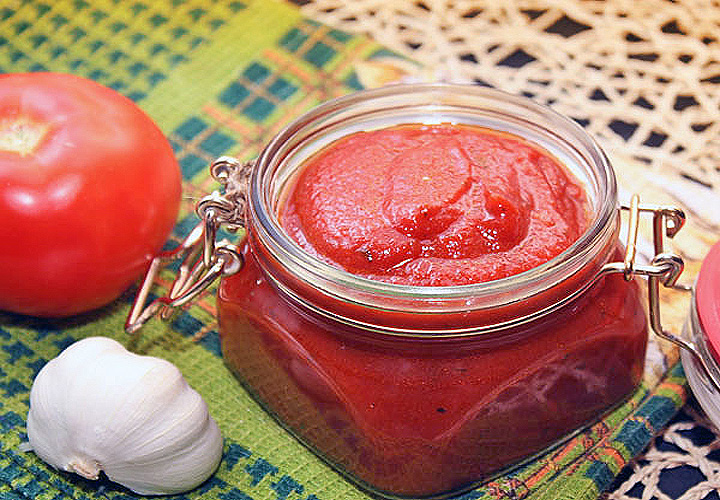 Томатный соус «Балканский»