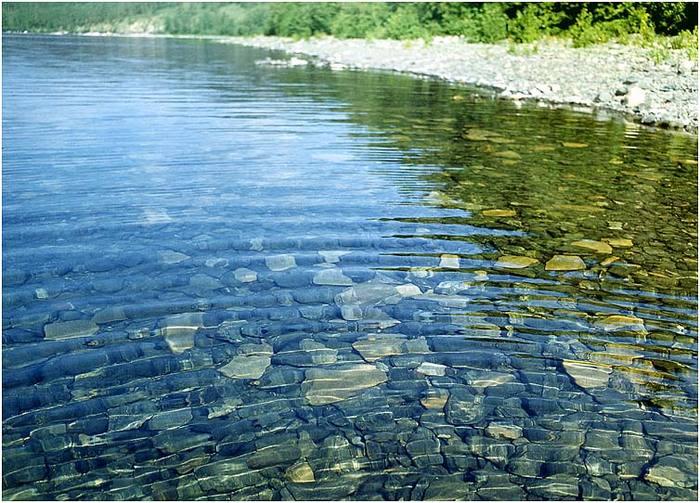 Виды природной воды используемые в бане