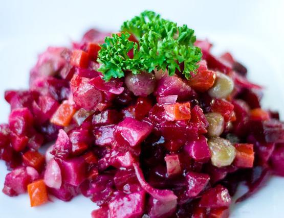 Заправка для салатов и винегретов