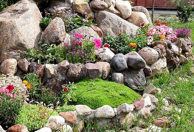 Камни для альпийских горок