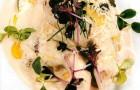 Перепела в сметане с сыром