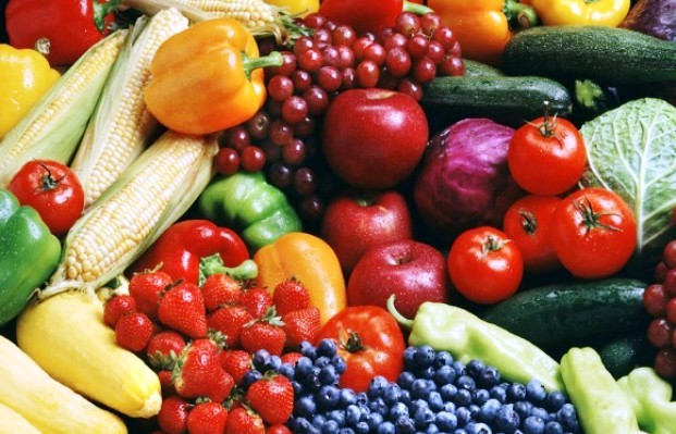 Потребление фруктов и овощей повышает оптимизм