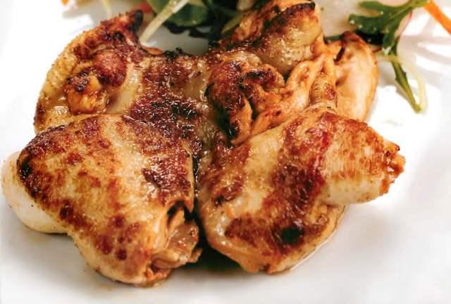 Цыпленок карри