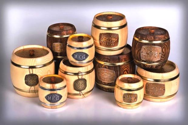 Хранение продуктов пчеловодства