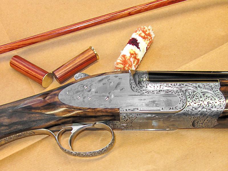 """Здесь следует учитывать несколько факторов и понимать, что  """"удобное """" ружье -  """"инструмент """"..."""
