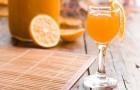 Ликер апельсиновый по-молдавски