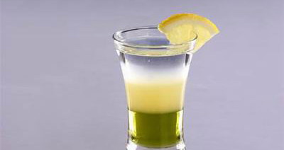 Ликер мятно-лимонный