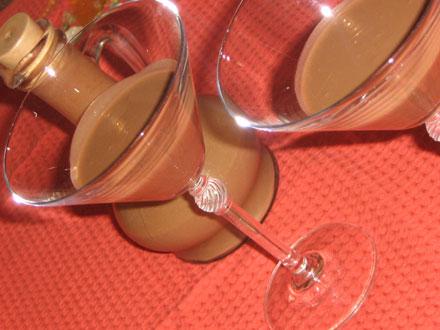 Ликер шоколадный