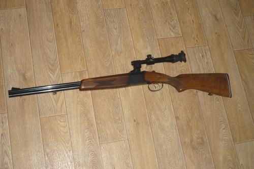 Нарезные и комбинированные ружья
