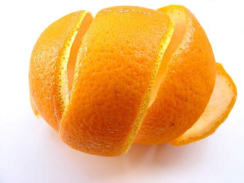 Настой апельсиновой корки