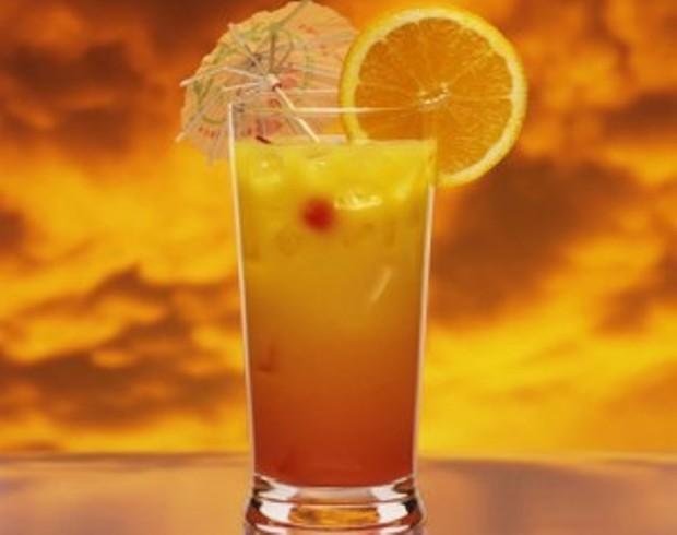 Настойка апельсиновая