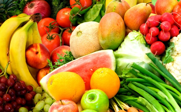 Не все бактерии на овощах и фруктах опасны