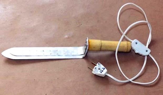 Ножи для распечатывания сотов
