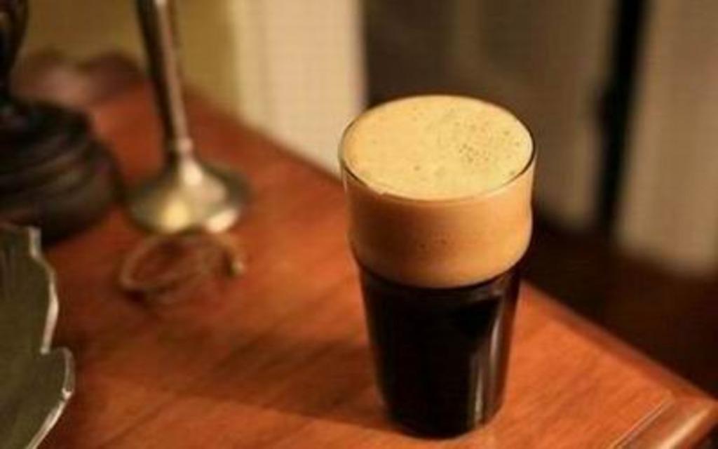 Пиво гороховое