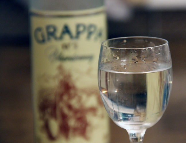 Самогон виноградный (второй вариант)