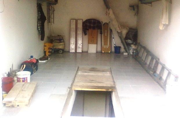 Сооружение подвала в гараже