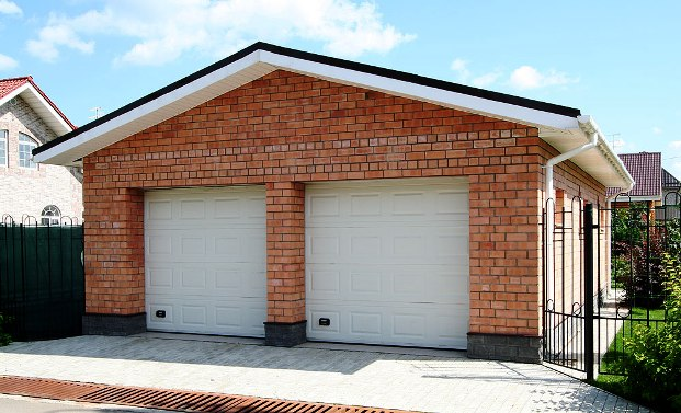 Цокольный этаж гаража