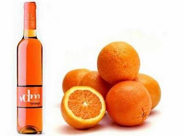 Вино апельсиновое
