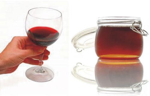 Вино ежевично-медовое