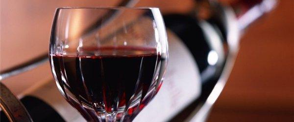 Вино ежевичное столовое