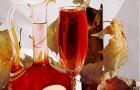 Вино кленовое шипучее