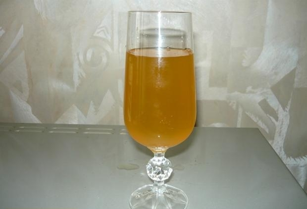 Вино лимонно-медовое