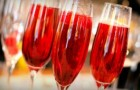 Вино малиновое шипучее