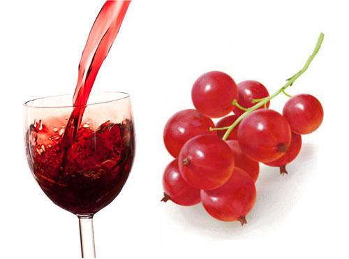 Вино смородиновое красное (первый вариант)
