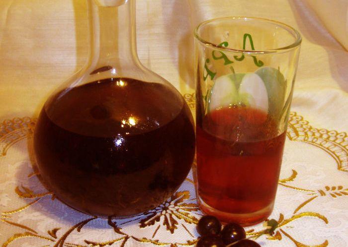Как сделать вино из варенья крыжовника в домашних условиях