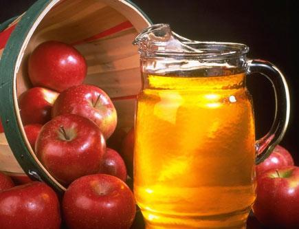 Вино яблочно-медовое