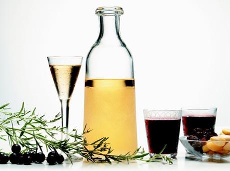 Водка анисовая с имбирем