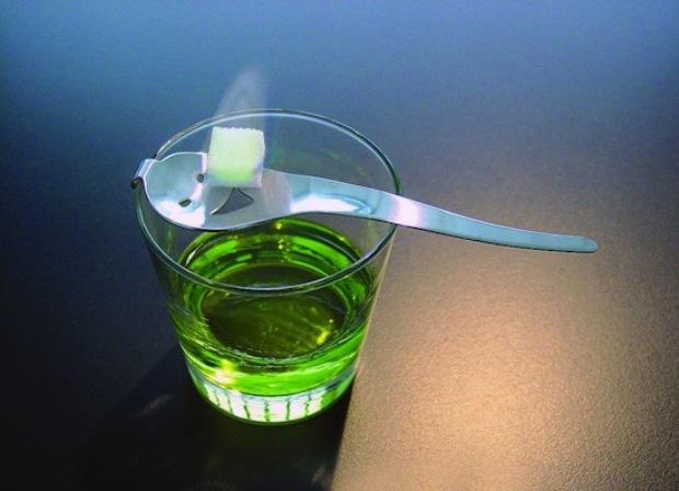 Водка анисовая с полынью
