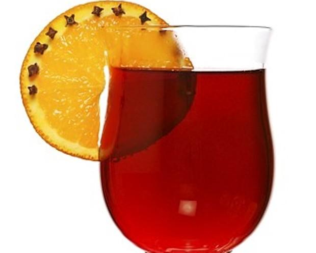 Водка лимонная с корицей
