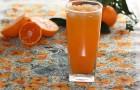 Водка мандариновая