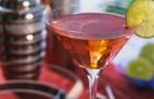 Водка вишнево-цитрусовая