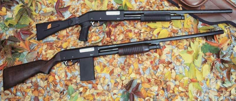 Выбор ружья