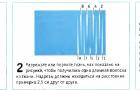 Вязание из полосок ткани
